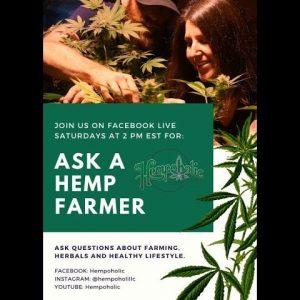 Ask a Hemp Farmer Episode #6