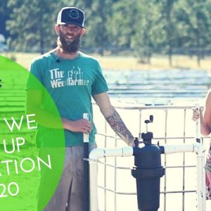 How To Irrigate a Field For Hemp CBD Cultivation