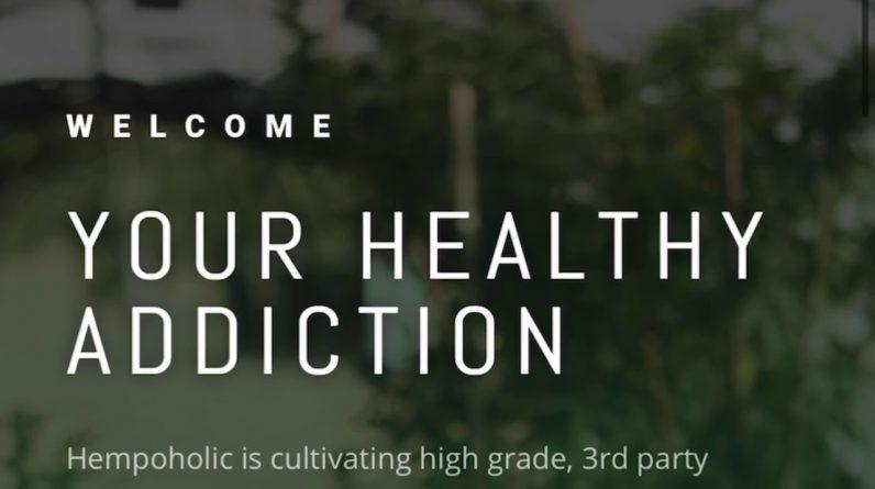 Website Launch for HempoholicCBD.com